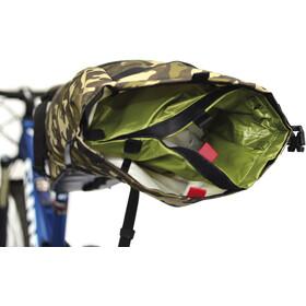 Acepac Saddle Bag - Sac porte-bagages - beige/marron